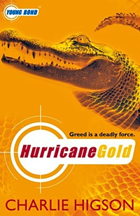 Young Bond Book 4 - Hurricane Gold