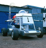 Moonbuggy featured in Diamonds Are Forever (1971)